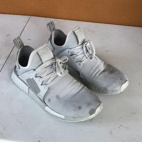 adidas Other - Gray Adidas NMDs 004cddb99